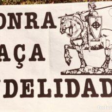 Carteles Políticos: ANTIGUO CARTEL POLÍTICO NACIONAL REVOLUCIONARIO,FASCISMO,ARTÍCULO COLECCIONISMO,PORTUGAL,FOLIO. Lote 256030785