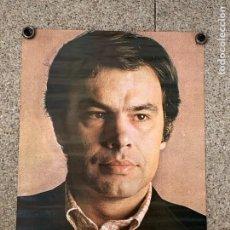 Carteles Políticos: CARTEL VOTA PSOE PUBLICITARIO POLITICO FELIPE GONZALEZ AÑOS 70 95X69CMS. Lote 276917798