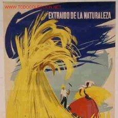 Carteles Publicitarios: CARTEL PUBLICIDAD FOSFORO FERRERO. Lote 22978998