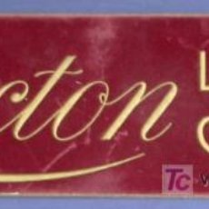 Carteles Publicitarios: LACTON. LECHE PURA CONDENSADA. CARTON PUBLICITARIO. SIN FECHA.. Lote 24651526