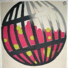 Carteles Publicitarios: CARTEL PUBLICIDAD LOTERIA NACIONAL 1958 ( SUR) , LITOGRAFIA. Lote 17505173