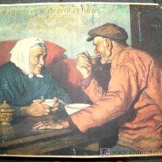 Carteles Publicitarios: CARTEL PUBLICIDAD FARMACIA JORGE ZAFON , CARTON , MISLATA VALENCIA , LITOGRAFIA. Lote 17505174