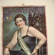 Carteles Publicitarios: MIS ANDALUCIA .2ª REPUBLICA.1933. Lote 24495186