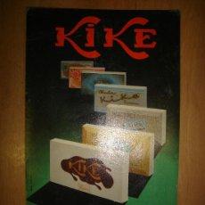 Carteles Publicitarios: DISPLAY DE CHOCOLATES KIKE. GIJON. Lote 19880344