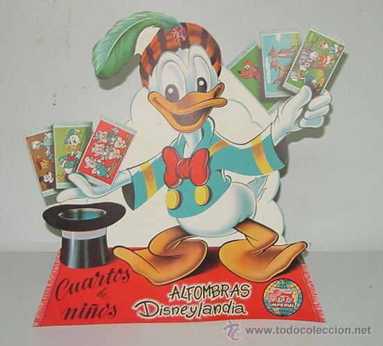 Antiguo display de carton con publicidad de alf comprar carteles antiguos publicitarios en - Carteles publicitarios antiguos ...