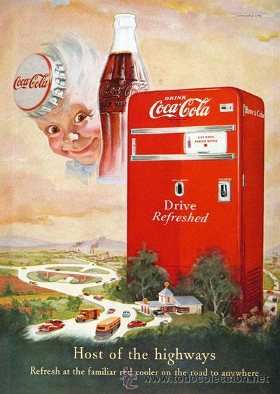 6100 anuncios antiguos comprar carteles antiguos publicitarios en todocoleccion 35330754 - Carteles publicitarios antiguos ...