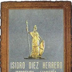 Carteles Publicitarios: CIRCA 1945.- CARTEL ENTELADO CON FIELTRO Y CON RELIEVE DE PUBLICIDAD - MINERVA - . Lote 30819389