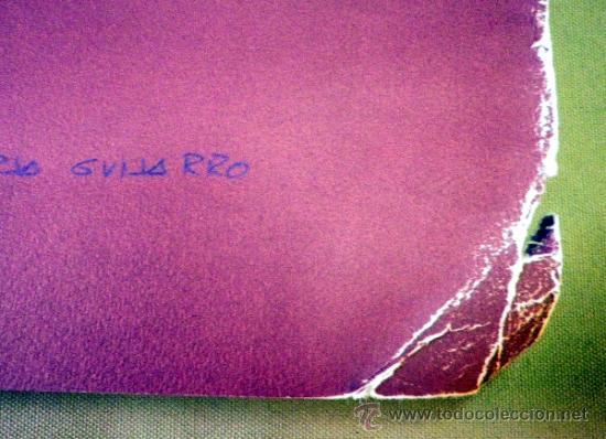 Carteles Publicitarios: CARTEL, LITOGRAFIA, SANMIGUEL, BORJA GUIJARRO, 65 X 95 - Foto 11 - 36809449