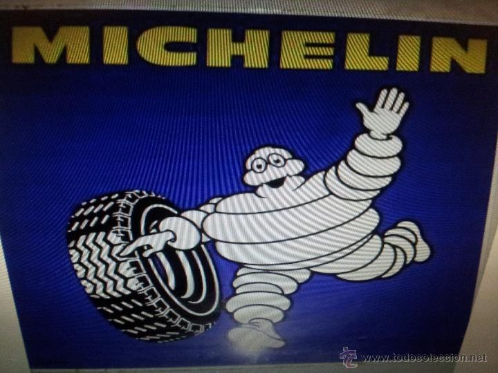 Antiguo cartel michelin chapa esmaltada comprar carteles antiguos publicitarios en - Carteles publicitarios antiguos ...