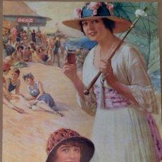 Carteles Publicitarios: CARTEL COCA COLA. Lote 193451036