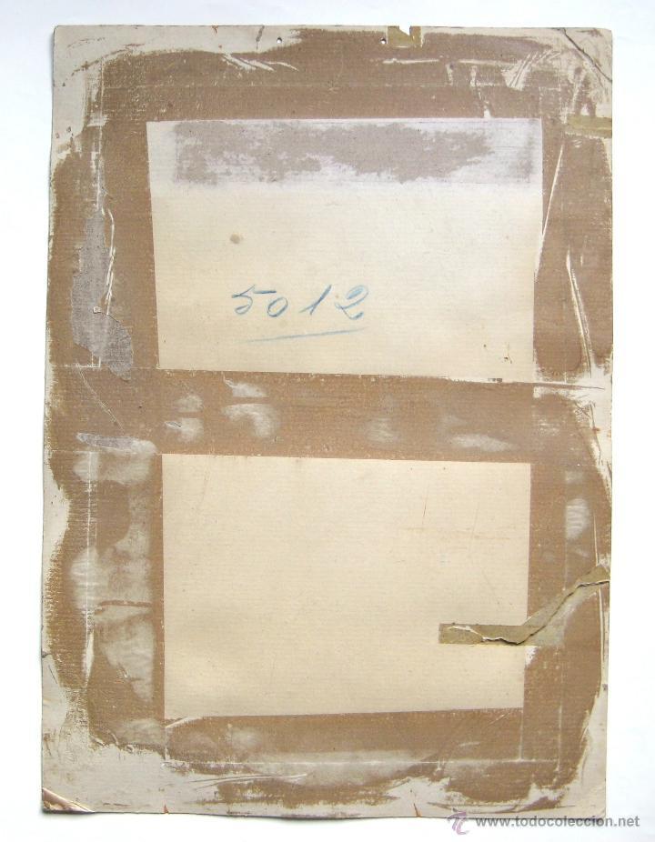 Carteles Publicitarios: CARTEL PUBLICIDAD DE MANTECADAS DULCES Y CHOCOLATES EL MARAGATO ASTORGA LEON AÑOS 30 RARO Y DIFICIL - Foto 2 - 49938731