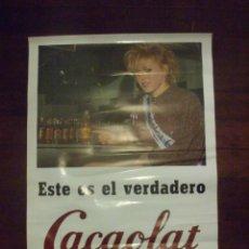 Carteles Publicitarios: CARTEL CACAOLAT.. Lote 116095047