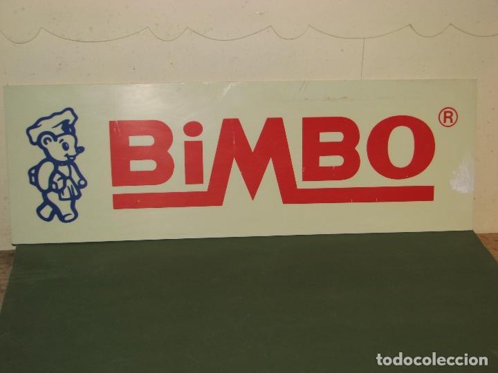 Cartel publicitario de bimbo comprar carteles antiguos - Carteles publicitarios antiguos ...