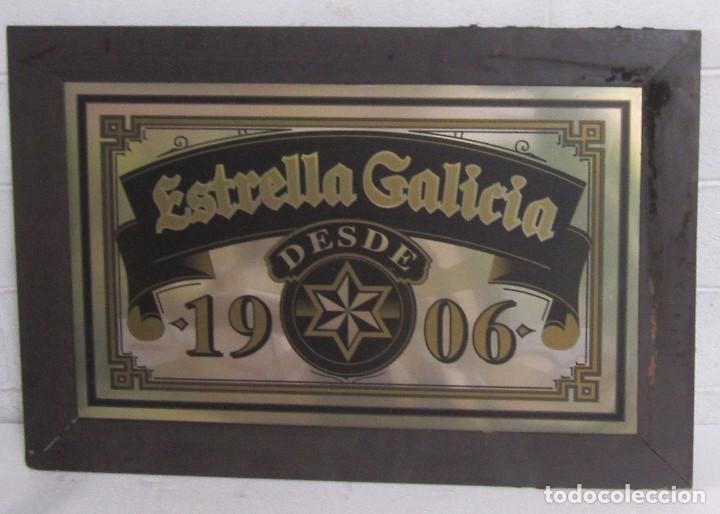 antiguo cartel de vinilo cerveza estrella galic - Comprar Carteles ...