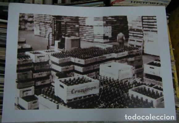 Cartel publicitario cervezas la cruz del campo comprar for La fabrica del mueble sevilla