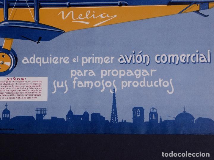Carteles Publicitarios: CARTEL NELIA, BARCELONA AÑOS 30 - Foto 3 - 81662692