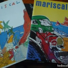 Carteles Publicitarios: MARISCAL --MARISCAL II PRODUCTOS COMPACTOS S.A. 1989 ESPLUGAS -BARCELONA. Lote 89849056