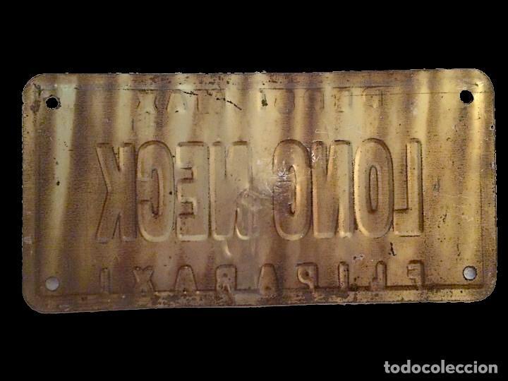 Carteles Publicitarios: cartel publicitario de pepsi max, long neck, fliparax. - Foto 2 - 47197923