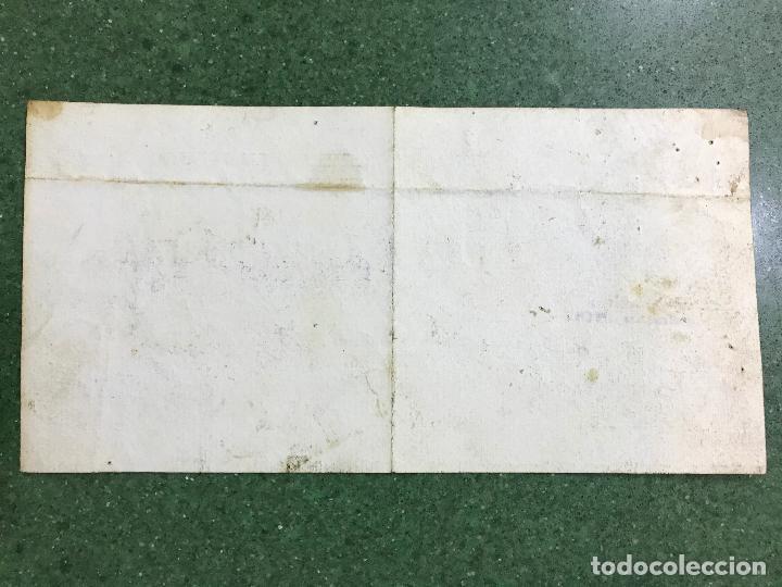 Carteles Publicitarios: ALCAÑIZ, TERUEL - FABRICA DE CHOCOLATES JERONIMO GIL - ORIGINAL PINTADO A MANO - Foto 4 - 94434566