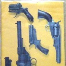 Carteles Publicitarios: CARTEL PUBLICITARIO DE TXIMIST, CEGASA, 1970, ARMAS DE FUEGO,18X38 CMS. Lote 94779691