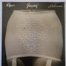 Affiches Publicitaires: CARTEL DISPLAY CORSETERIA TEXTILES CLIPER. Lote 111486671
