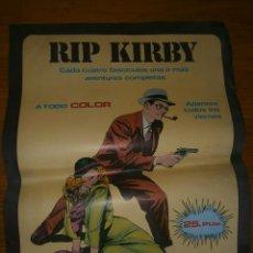 Carteles Publicitarios: RIP KIRBY,,,,, UNICO EN TC,,,,. Lote 111503027