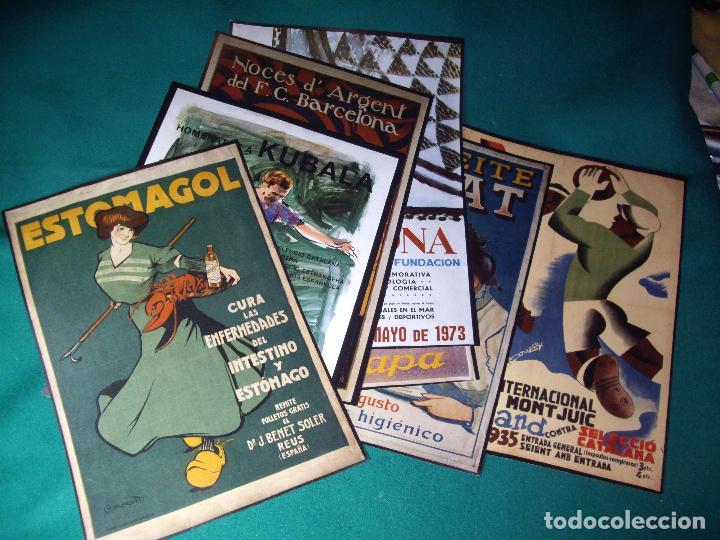 CARTELES ANTIGUOS - REPRODUCCIONES (Coleccionismo - Carteles Gran Formato - Carteles Publicitarios)