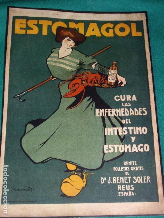 Carteles Publicitarios: CARTELES ANTIGUOS - REPRODUCCIONES - Foto 4 - 120154903