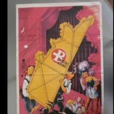 Affiches Publicitaires: CARTEL PUBLICITARIO BARTOLI-ASENSI. Lote 125307191