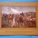 Carteles Publicitarios: PUBLICIDAD EN CARTON DE SOBRINA DE B. GARRIGA ESCARPANTER, BARCELONA - AÑOS 1930. Lote 143597578