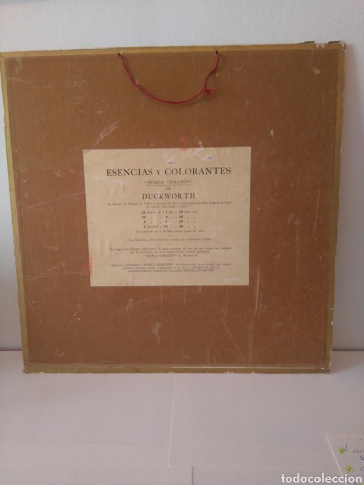 Carteles Publicitarios: Cartel Display original Duckworth - Foto 2 - 153693262