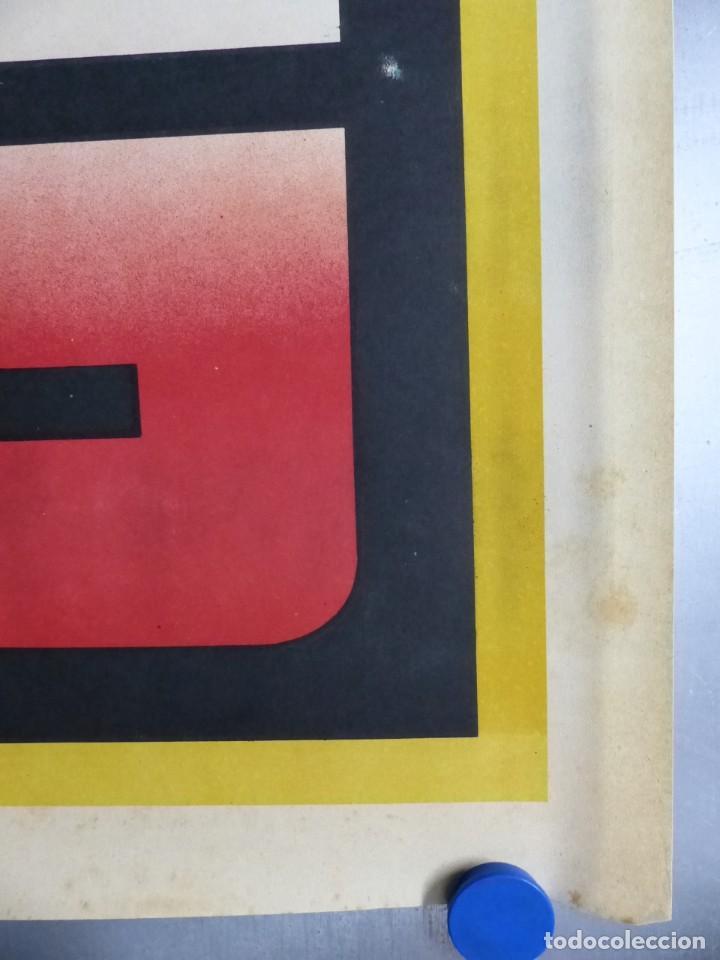 Carteles Publicitarios: Cartel PASTILLAS ASPAIME TOS (hombre) - CARTEL LITOGRAFICO - años 1940 - Foto 4 - 154173338