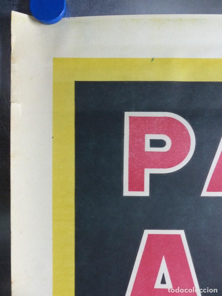 Carteles Publicitarios: Cartel PASTILLAS ASPAIME TOS (hombre) - CARTEL LITOGRAFICO - años 1940 - Foto 6 - 154173338