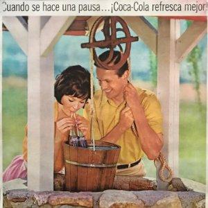 Publicidad CocaCola 30×40 cm