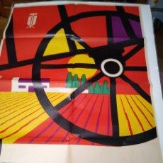 Carteles Publicitarios: ANTIGUO CARTEL. VI FERIA INTERNACIONAL DEL CAMPO. 1965. HIJOS MARIANO BLASI. MADRID.. Lote 158425734