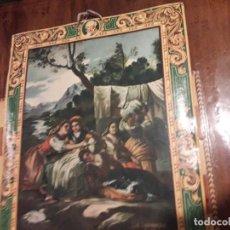 Carteles Publicitarios: CARTEL LA TORREFACTORA VALENCIANA. Lote 161989050