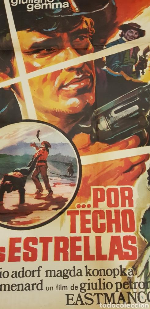 Carteles Publicitarios: POR TECHO LAS ESTRELLAS.CARTEL. - Foto 2 - 162961698