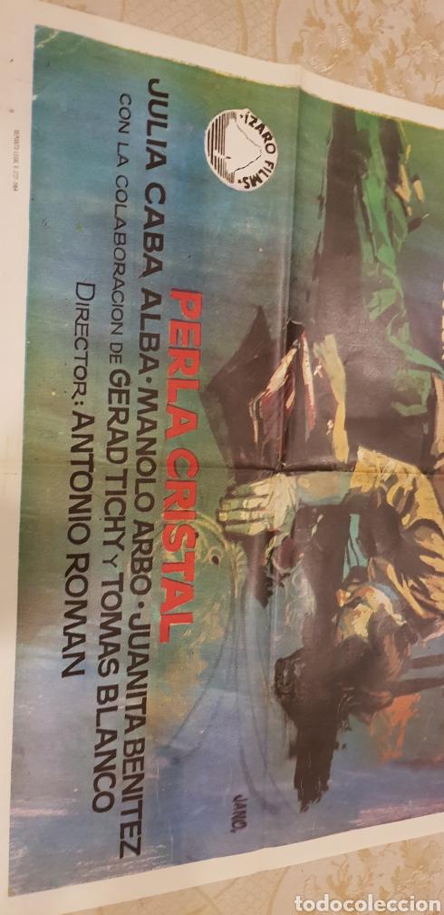 Carteles Publicitarios: UN TIRO POR LA ESPALDA.CARTEL. - Foto 2 - 162962065