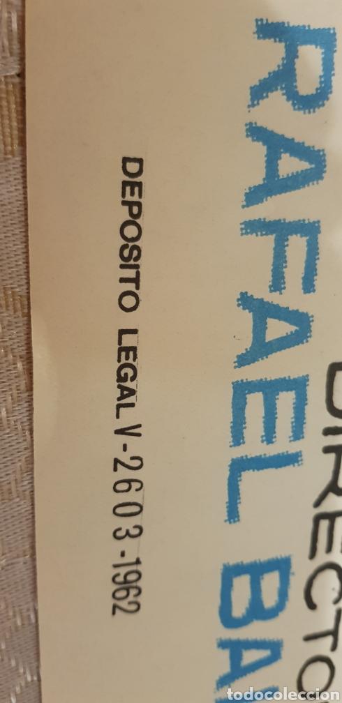 Carteles Publicitarios: LA MANO NEGRA,CARTEL. - Foto 3 - 163783661