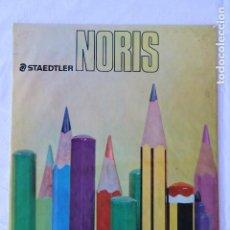 Carteles Publicitarios: STAEDTLER NORIS - CARTEL PUBLICITARIO - DISPLAY DE CARTON. Lote 166449922
