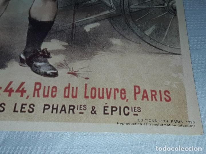 Carteles Publicitarios: Cartel Cacao Lactré Ch. Gravier Editions Ephi Paris 1996 - Foto 4 - 171246040