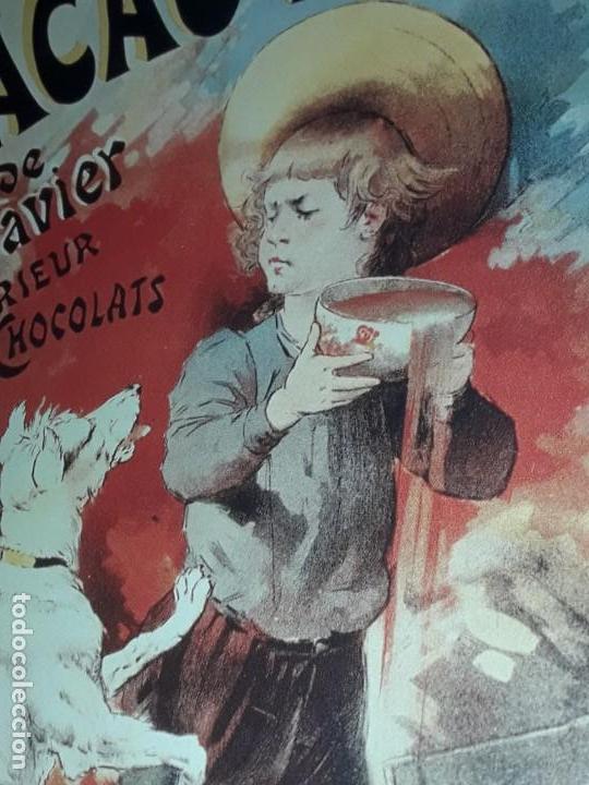 Carteles Publicitarios: Cartel Cacao Lactré Ch. Gravier Editions Ephi Paris 1996 - Foto 6 - 171246040