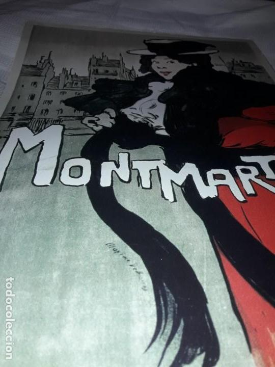 Carteles Publicitarios: Cartel Montmartre Editions Ephi Paris - Foto 6 - 171262450