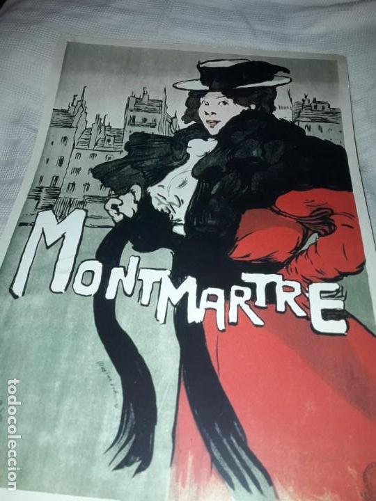 Carteles Publicitarios: Cartel Montmartre Editions Ephi Paris - Foto 7 - 171262450