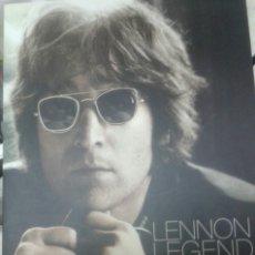 Carteles Publicitarios: JOHN LENNON - PUBLICIDAD - THE BEATLES . Lote 172225029