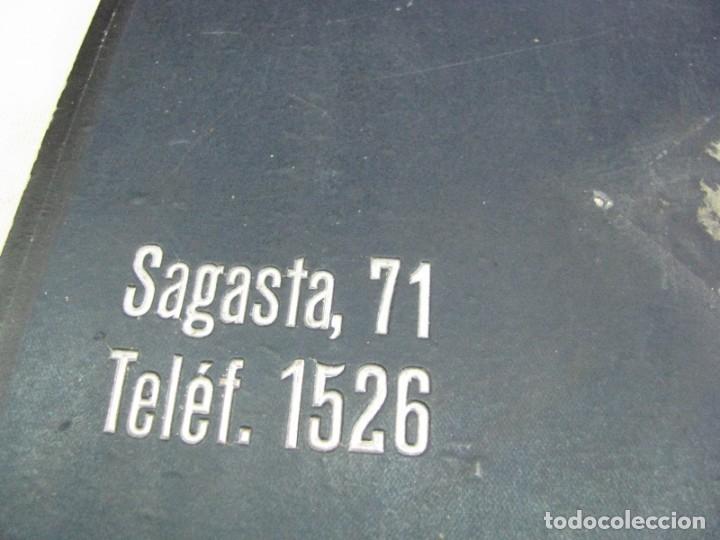 Carteles Publicitarios: CARTEL IMPRENTA Y PAPELERIA GRÁFICA LEVANTINA. ALICANTE. CON RELIEVES - Foto 6 - 178277367