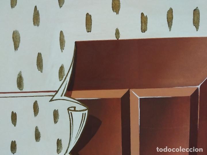 Carteles Publicitarios: CHOCOLATES BARCAROLA, GRANADA. PUBLICIDAD, ORIGINAL PINTADO A MANO - Foto 4 - 181398535