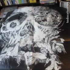 Affiches Publicitaires: ESTEBAN MAROTO 1973 - PUBLICIDAD EDICIONES BOLSILLO SERIE NEGRA - RAREZA TOTAL - ENVIO GRATIS. Lote 181748373
