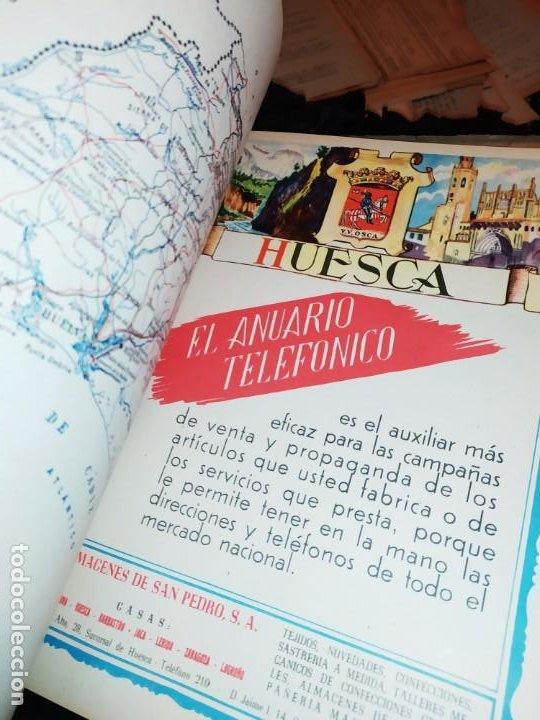 Carteles Publicitarios: UNICO ENCUADERNADO MAPAS PROVINCIAS CON PUBLICIDAD 52 LÁMINAS MAPA PRINCIPALES FERROCARRILES AÑOS 50 - Foto 5 - 183740102