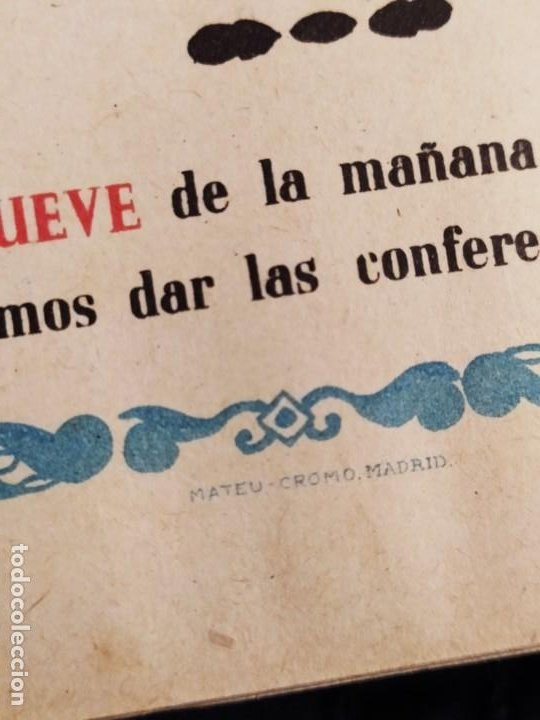 Carteles Publicitarios: UNICO ENCUADERNADO MAPAS PROVINCIAS CON PUBLICIDAD 52 LÁMINAS MAPA PRINCIPALES FERROCARRILES AÑOS 50 - Foto 11 - 183740102